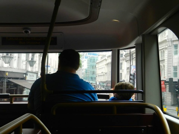 Ride A Double Decker Bus In London - Bucket List Ideas