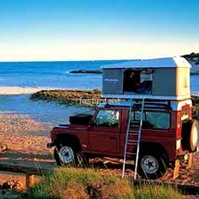 Own a 4WD with roof top tent - Bucket List Ideas
