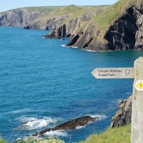 Hike the Pembrokeshire Coast - or part of it - Bucket List Ideas