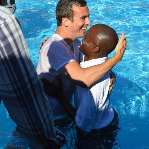 Get baptized - Bucket List Ideas