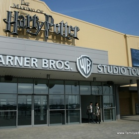 Visit the Harry Potter studios - Bucket List Ideas