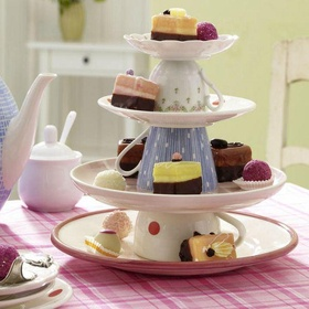 Be Invited to a tea party - Bucket List Ideas