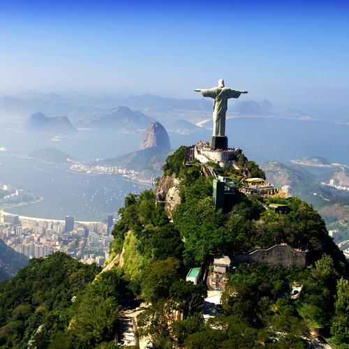 Go to Brazil - Bucket List Ideas