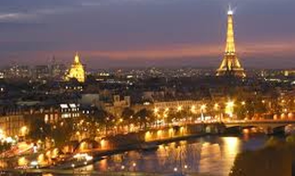 Travel to paris - Bucket List Ideas