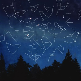 Learn the constellations - Bucket List Ideas