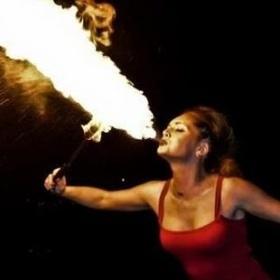 Try fire breathing - Bucket List Ideas