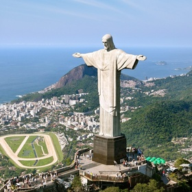 Light a candle for a past loved one at Christ The Redeemer in Brazil - Bucket List Ideas