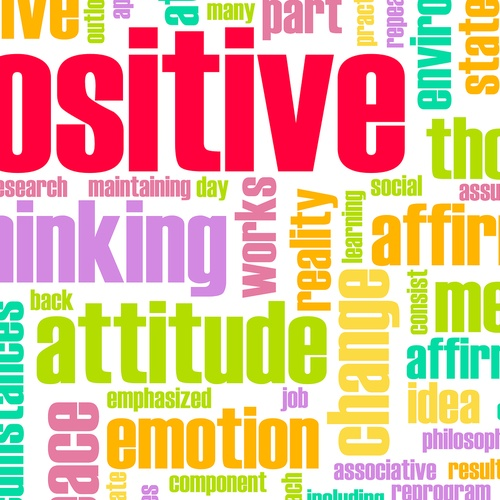 Pushing people towards positive thinking - Bucket List Ideas
