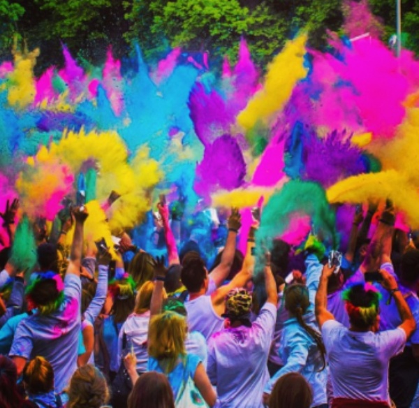 Celebrate Holi in India - Bucket List Ideas