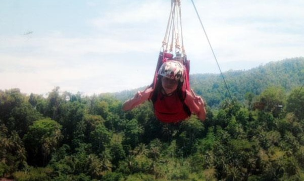 Ride a zip line - Bucket List Ideas