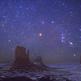Watch the stars in the desert - Bucket List Ideas