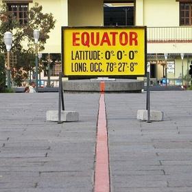 Stand on The Equator - Bucket List Ideas