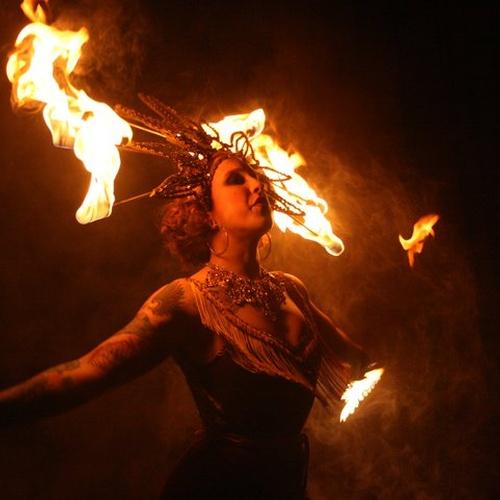 Wear an Fire Headdress - Bucket List Ideas