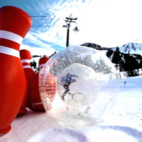 ⚜️Play Human Bowling in a Giant Zorb Ball - Bucket List Ideas
