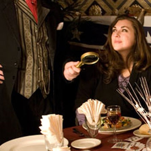 Attend a Murder Mystery Dinner - Bucket List Ideas