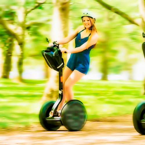 Ride a Segway and/or Hoverboard - Bucket List Ideas
