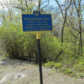 Hike NY portion of the Appalachian Trail - Bucket List Ideas