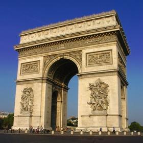 See the Arch de Triomphe - Bucket List Ideas