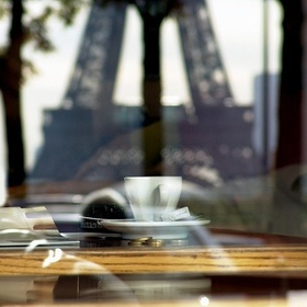 Drink Coffee in Paris - Bucket List Ideas