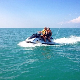 Ride a Jet Ski - Bucket List Ideas