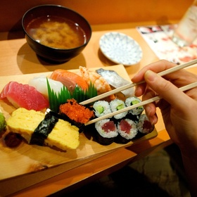 Eat Sushi in Japan - Bucket List Ideas