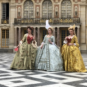Attend Fêtes Galantes ball at the Château de Versailles ~Paris France - Bucket List Ideas
