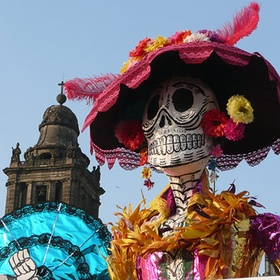 Attend Day of the Dead Festival in Mexico - Bucket List Ideas