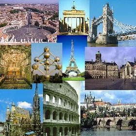 Tour Europe - Bucket List Ideas