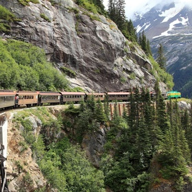 Take a train ride - Bucket List Ideas