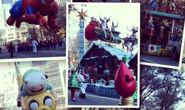 Go to the Macy's Thanksgiving Day Parade - Bucket List Ideas