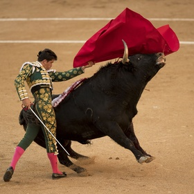 Go to a Bull Fight in Spain - Bucket List Ideas