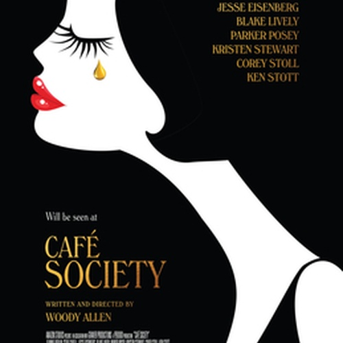 See Cafe Society (Movie) in Open Air - Bucket List Ideas