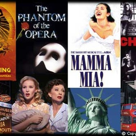 See a musical on the Broadway in  New York - Bucket List Ideas
