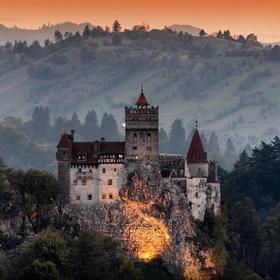 Visit Bran Castle - Bucket List Ideas
