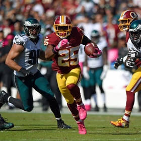Redskins vs. Eagles Football - Bucket List Ideas