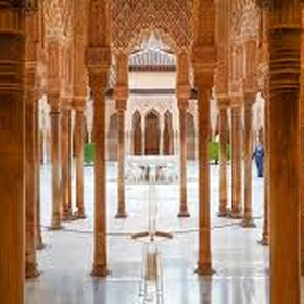 Visit the Alhambra in Spain - Bucket List Ideas