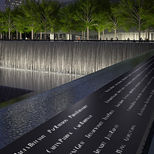 Visit the 9-11 Memorial - Bucket List Ideas