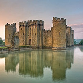 Visit Bodiam Castle ~England - Bucket List Ideas