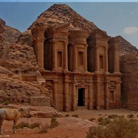 Visit Petra - Bucket List Ideas