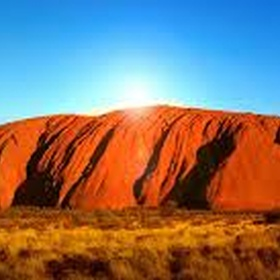 Catch the sunset or sunrise in Uluru - Bucket List Ideas