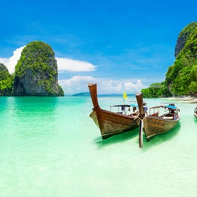 Travel to Krabi and stay there for a few days - Bucket List Ideas