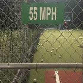 Hit some balls in a batting cage - Bucket List Ideas