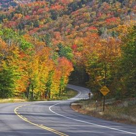 Drive on Kancamagus Highway, New Hampshire - Bucket List Ideas