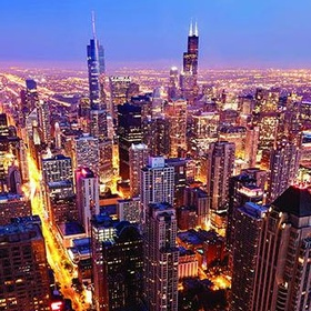 Travel to Chicago, America - Bucket List Ideas