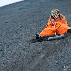 Go Volcano Boarding/ Volcano Surfing - Bucket List Ideas