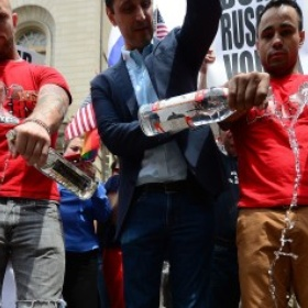 Drink vodka in Russia - Bucket List Ideas