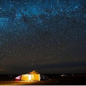 Sleep under the stars - Bucket List Ideas