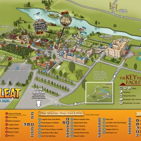Holiday - Stay over at and visit Longleat - Bucket List Ideas