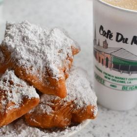 Eat an Iconic State Food - Louisiana (Beignets) - Bucket List Ideas
