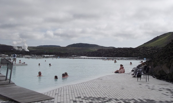 Swim in the Blue Lagoon in Iceland - Bucket List Ideas